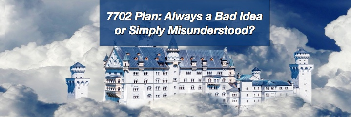 what is a 7702 plan?