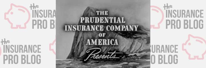 Prudential Life Insurance-the rock of Newark