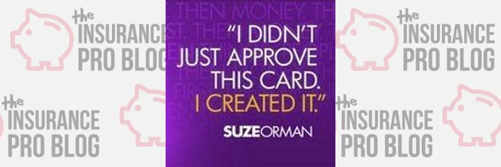 Suze Orman Likes Life Insurance Policy Loans