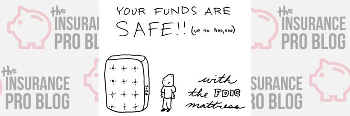 You Are Now Leaving the FDIC Zone