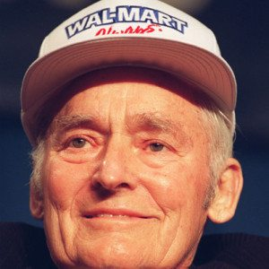 Sam Walton used the family limited partnership