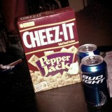 037 Beer and Cheez-its
