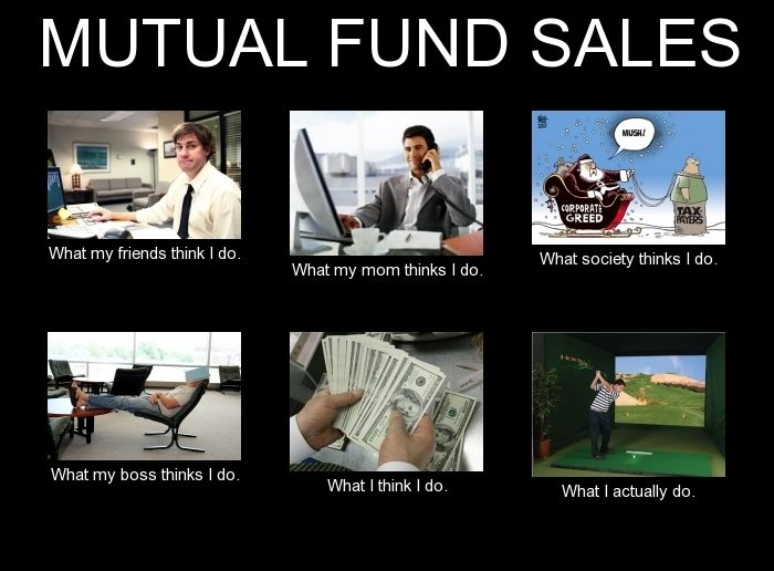 mutual fund sales