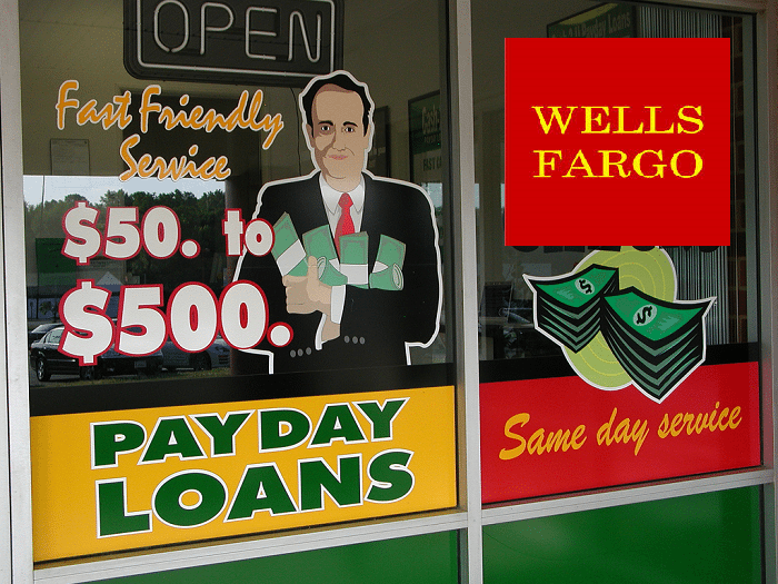 wells fargo direct deposit advance loans