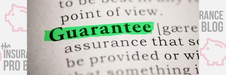 Do Life Insurance Guarantees Matter