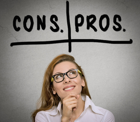 dating in high school pros and cons Relationship mythbusters: high school dating we will continue looking at dating during high school, and find out why you should start thinking about marriage.