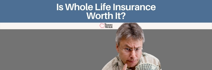 With so much conflicting information about whole life insurance, many people wonder if it's worth it?