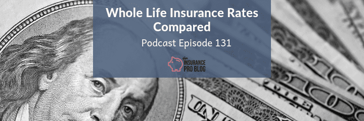 truth about whole life insurance rates