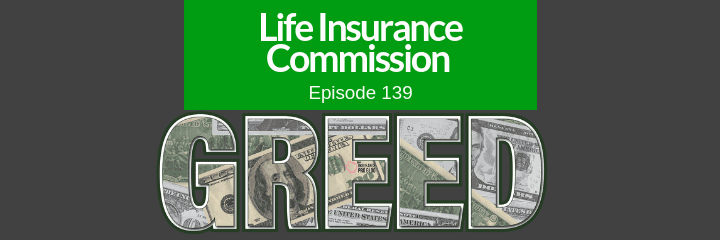 life insurance commission blog post cover image