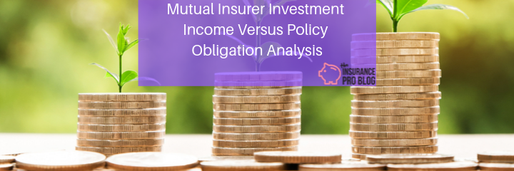 Mutual Life Insurer Investment Income Analysis