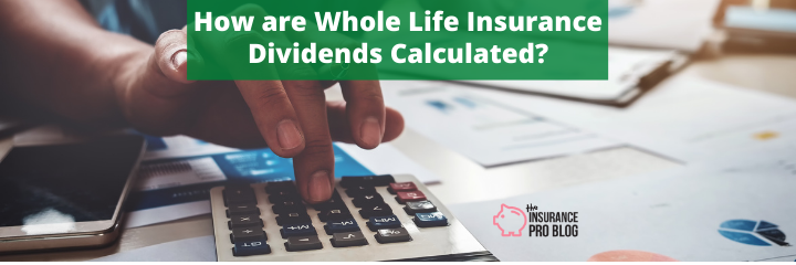 How are Whole Life Insurance Dividends Calculated?