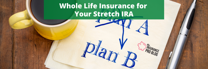 Whole Life Insurance for Your Stretch IRA
